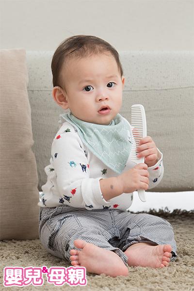 有助寶寶頭髮生長的4個迷思