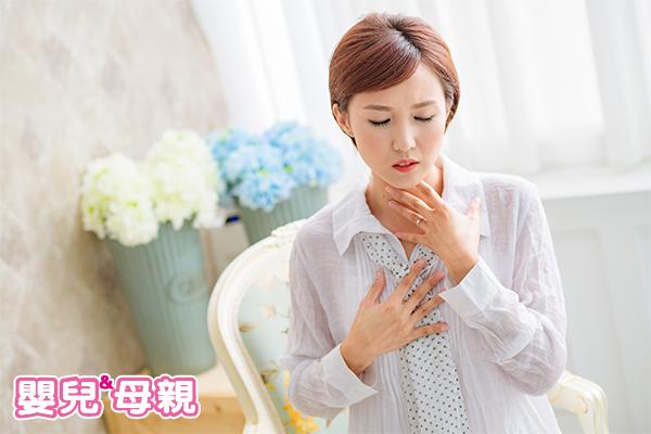 胃食道逆流、胃潰瘍、胃脹氣,常同時發生