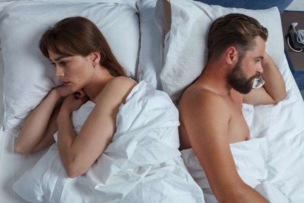 女性性功能障礙4症狀