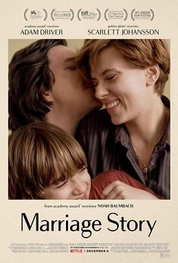適合夫妻一起看的電影:婚姻故事