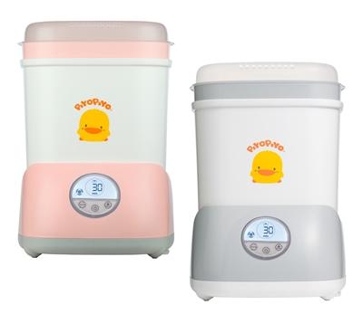 蒸氣&烘乾消毒鍋推薦 - 東凌負離子微電腦觸控式消毒烘乾鍋