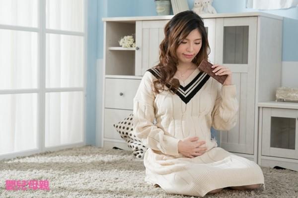 懷孕、哺乳期 吃白巧克力最安全