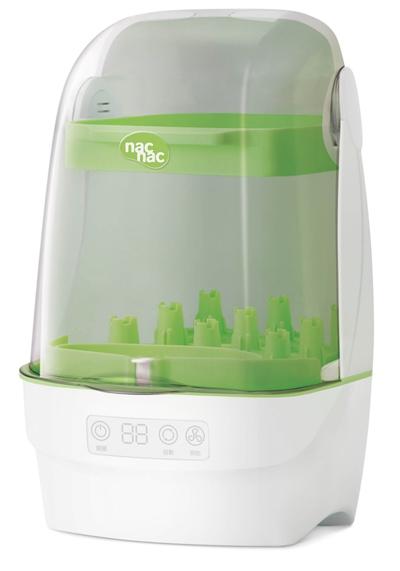 蒸氣&烘乾消毒鍋推薦 - NAC NAC 觸控式消毒烘乾鍋T1
