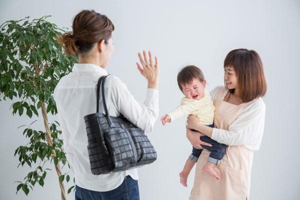 寶寶上幼兒園的第一次