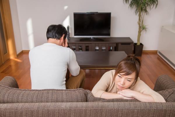 喪偶式婚姻的背後,通常都有個無明的人,總是相信自己是對的,很難接受別人的意見