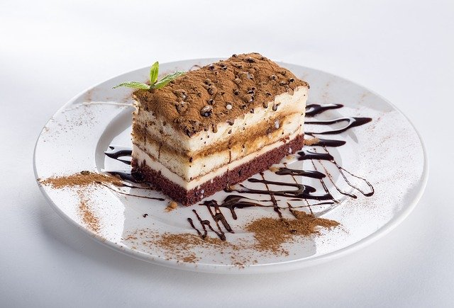 蛋糕是空熱量食物