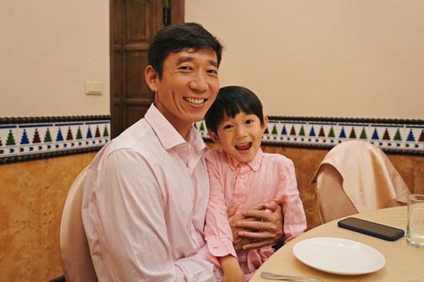 日前隋棠在臉書分享了一段9分多鐘的影片,並自曝Max是個高敏感度的孩子