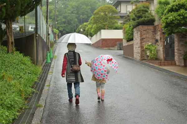 雨天必備物