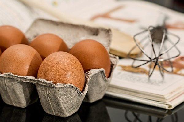 過勞肥的人可以多吃雞蛋,可幫助燃燒卡路里