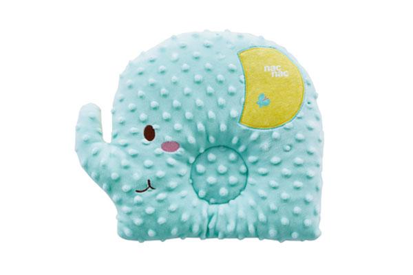 枕頭:nacnac魔豆造型安撫枕