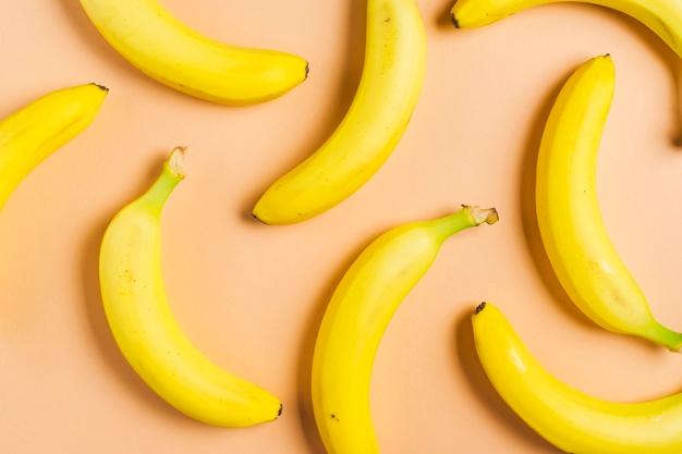 香蕉富含鉀離子可平衡血液中的鈉離子,保護心血管