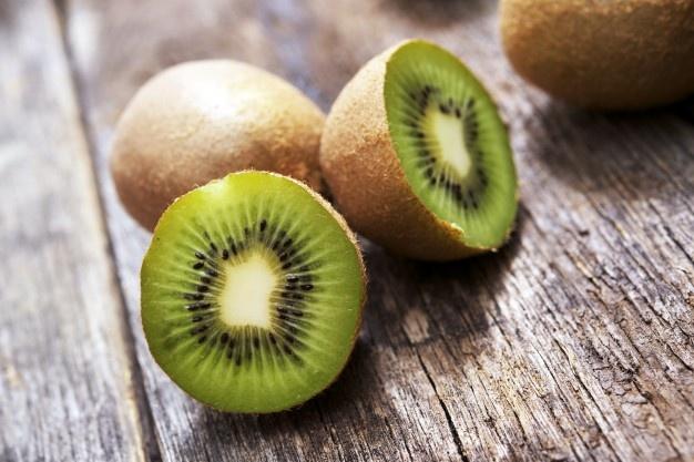 奇異果含有高量的維生素C及鉀離子