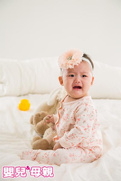 高需求寶寶對分離十分警覺