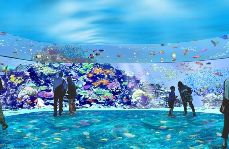 桃園XPARK八景島水族館