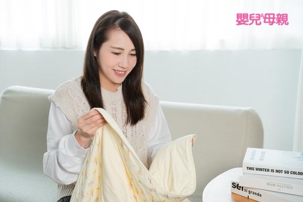 第一次買包巾,最好選擇簡單、容易上手的款式