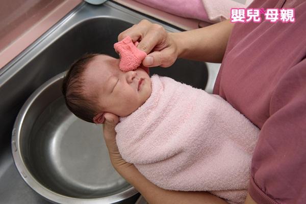 新生兒洗澡
