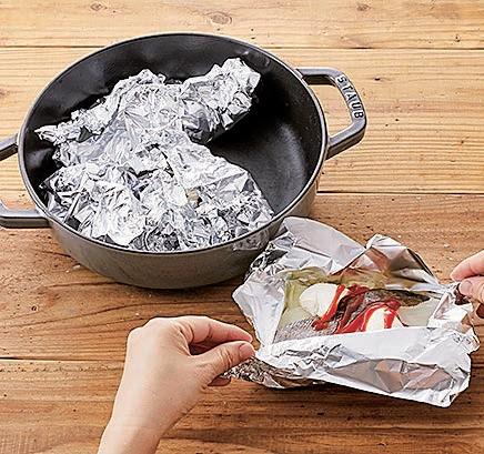 燒烤魚料理