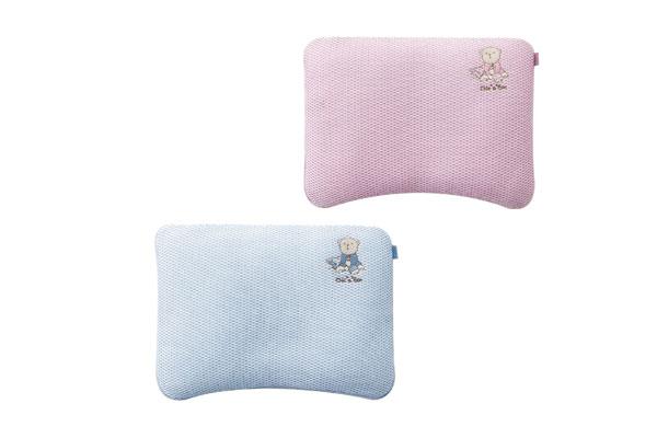 枕頭:立體超透氣塑型嬰兒枕