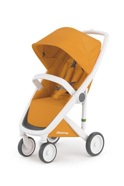 輕巧型手推車:荷蘭Greentom Classic經典款-經典嬰兒推車