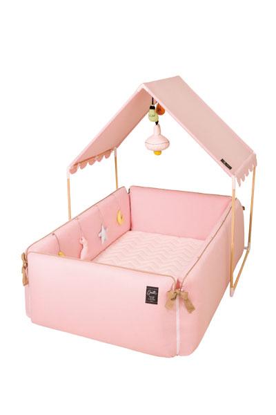 防蟎寢具:gunite沙發嬰兒床全套組