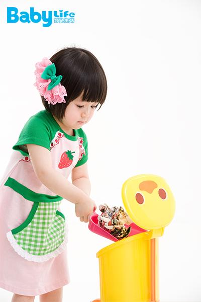 做家事不是練習當幫傭,而是培養孩子的責任感