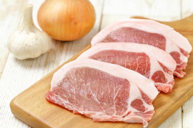 肉類挑選保存