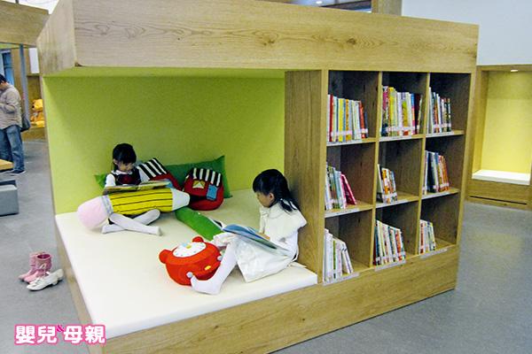 新北市立圖書館三峽北大分館