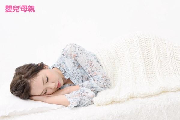 女性保養三大臟腑的第一名,就是睡眠