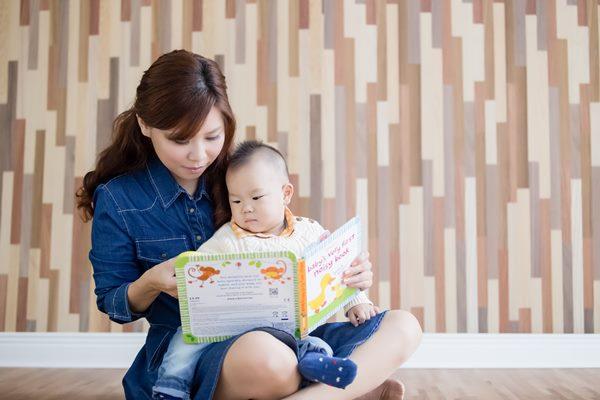 提早閱讀已成為世界潮流,閱讀是父母送給孩子一生最受用的禮物