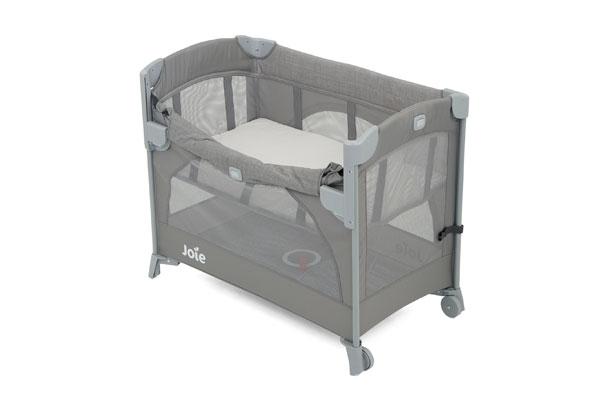 嬰兒床:Joiekubbie™sleep多功能床邊嬰兒床