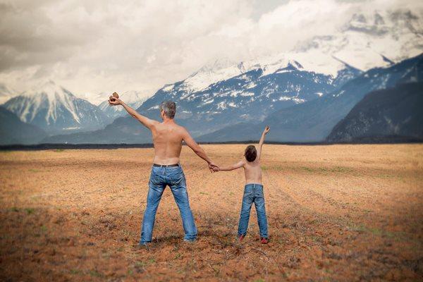 北歐教孩子愛自己的身體