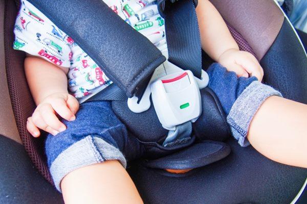 安全座椅應正確安裝