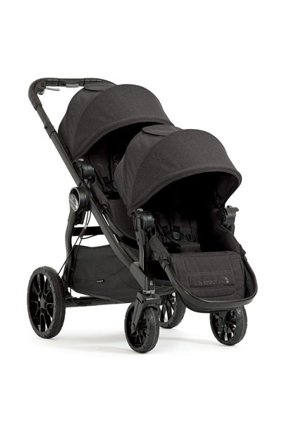 豪華型手推車:Baby jogger/city select LUX單雙人全能推車
