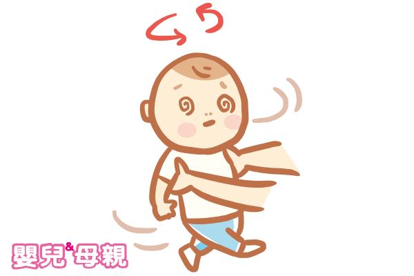 嬰兒搖晃症