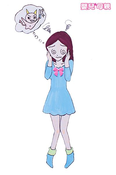 產後憂鬱症的症狀與判斷指標