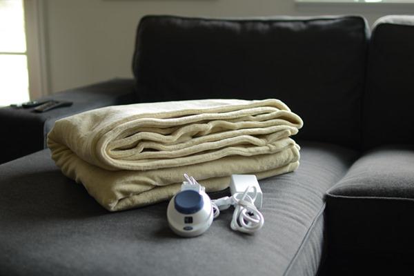 電器:電熱毯不要開整晚