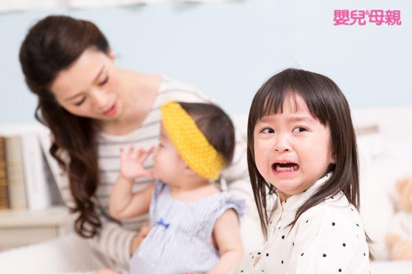 孩子會複製你的生氣行為