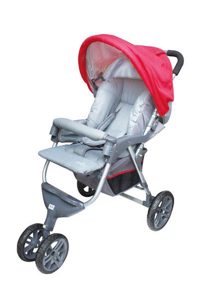 豪華型手推車:ELSKER/歐風三輪式嬰兒推車