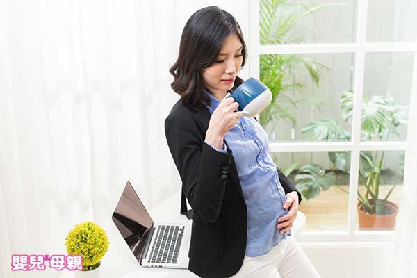 孕期3階段工作注意事項