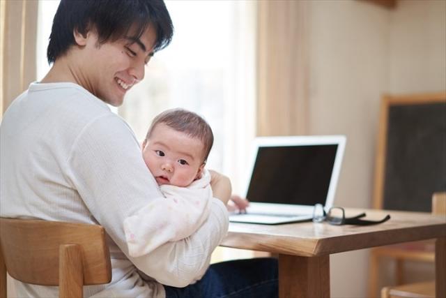 居家辦公可和另一半輪流,累積一人專心工作1.5小時