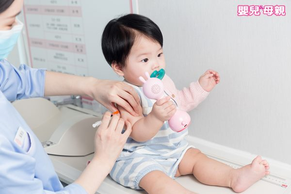 疫苗最好是在寶寶完全健康的情況下施打