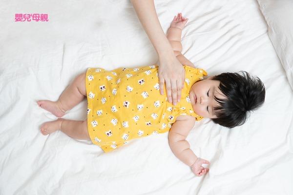 寶寶做惡夢 爸媽5步驟安撫