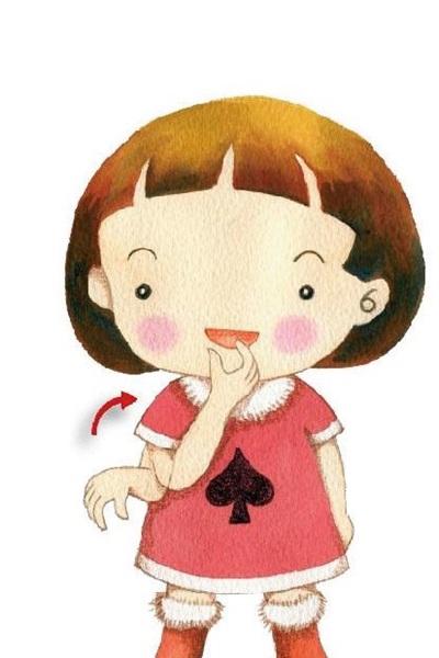 嬰兒手語:餅乾