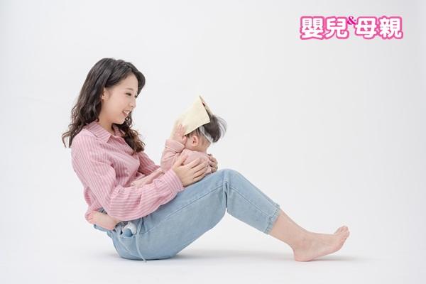 在家就能與寶寶玩的簡單小遊戲