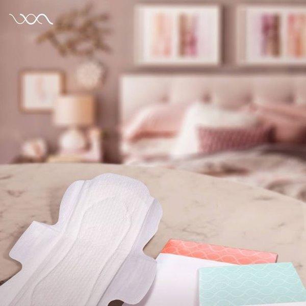 敏感體質的人容易對網面型衛生棉過敏