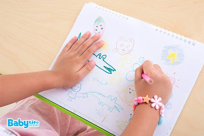 畫線遊戲可以優化孩子的大腦