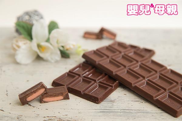 懷孕吃巧克力