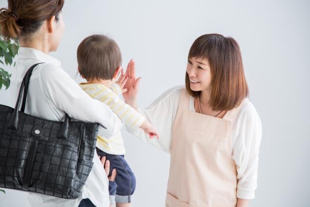 送托保母後也不能鬆懈,隨時掌握寶寶狀況