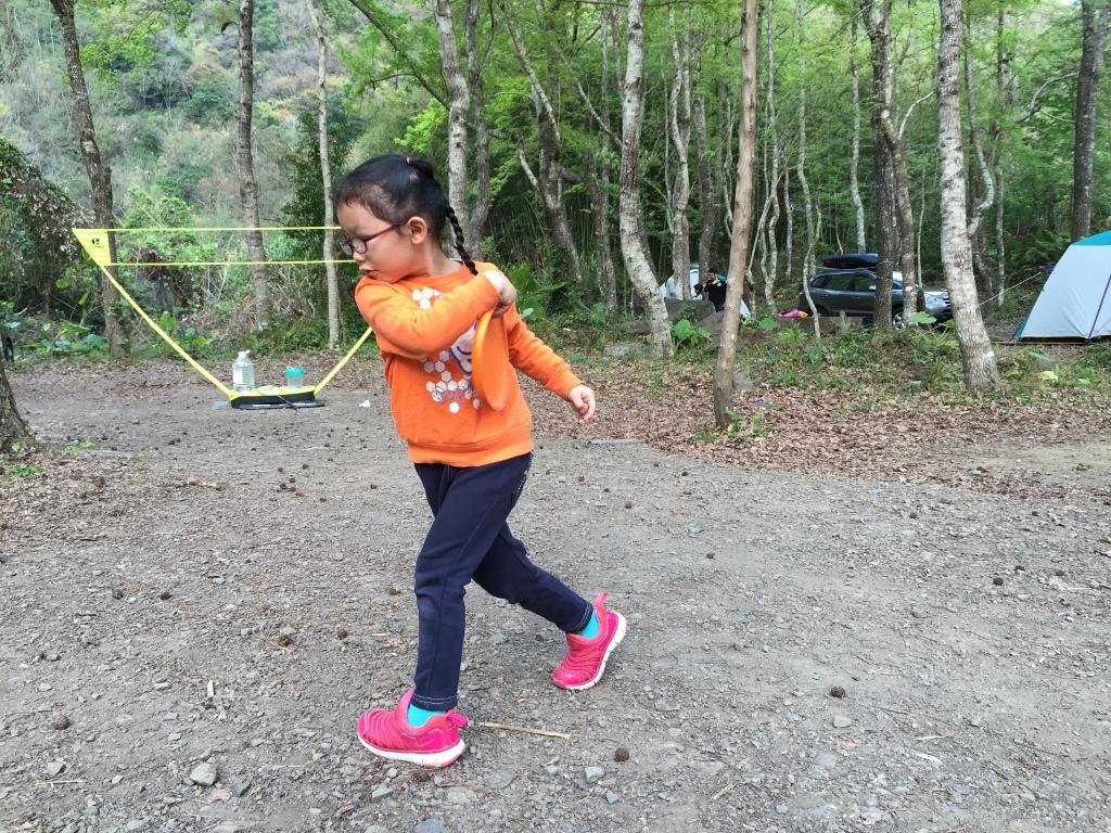 10大親子露營遊戲:飛盤