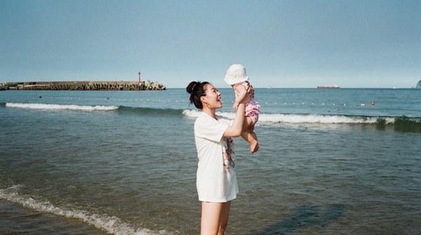 蔡詩芸曾在受訪時說:「每次餵完母奶都超級餓!」